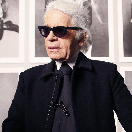 Karl Lagerfeld Approves of Alexander Wang at Balenciaga