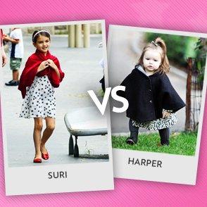 Celebrity Kids Best-Dressed Bracket Contest