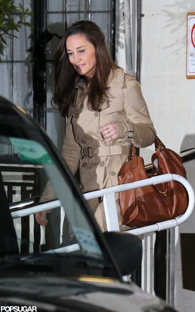 Prince William, Pippa, and James Visit Kate as the Hospital Apologizes For Releasing Private Info