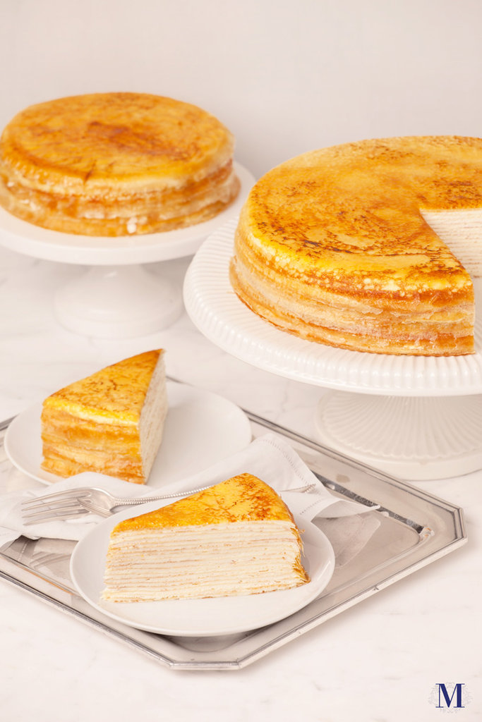 Lady M Mille Crepe Cake