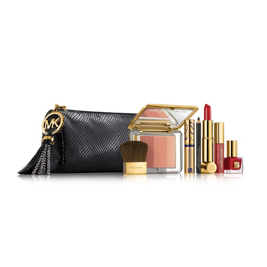 Michael Kors for Estée Lauder Black Makeup Collection, $125