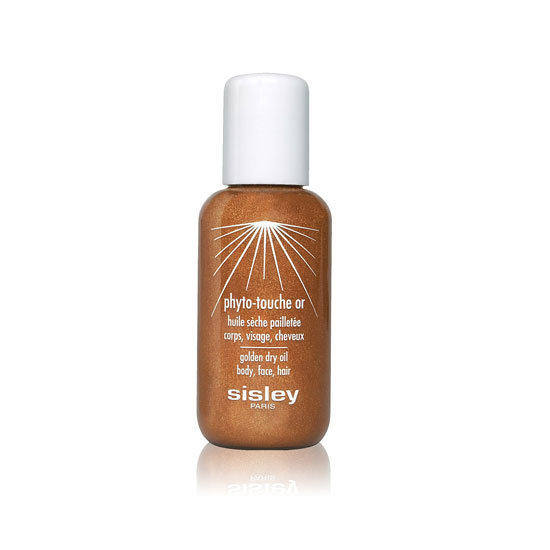 Sisley Sun Glow Golden Dry Oil, $100