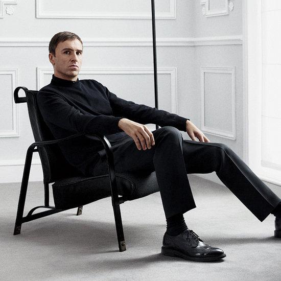 Raf Simons on the Future of Dior