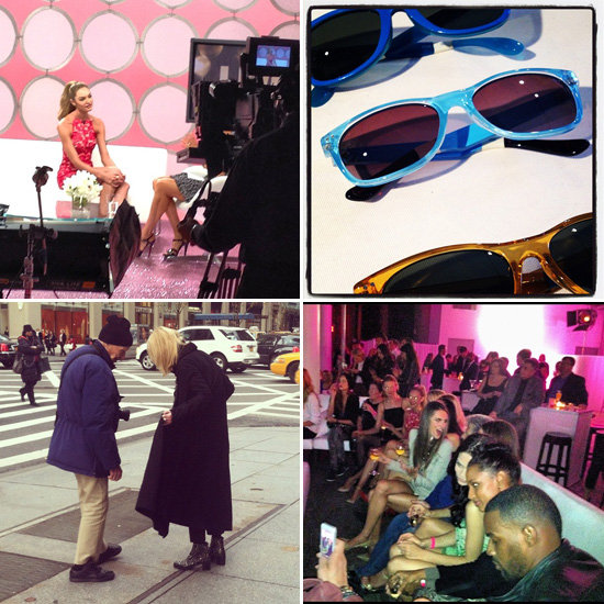 Instagram Fashion Pictures Week of Dec. 9, 2012