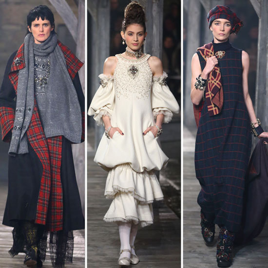 Chanel's Métiers d'Art show, set in a Scottish castle, was too beautiful to believe.