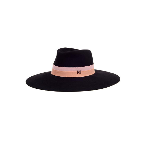 Hat, approx $459, Maison Michele at Browns London