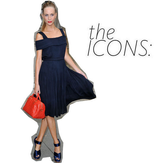 The Icon Kit: In the Navy! With Poppy Delevingne