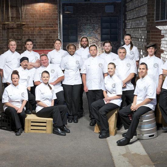 MasterChef: The Professionals 2013 Contestants Australia