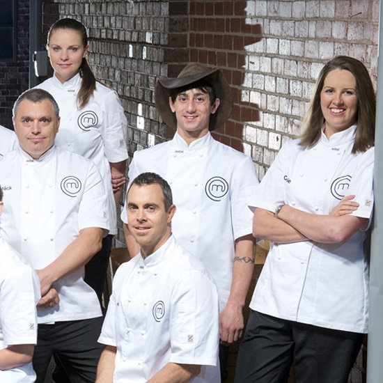 Nick Whitehouse: 41, NSW, Kitchen Project Manager Sarah Knights: 27, NSW, Head Chef Coop Woodstone: 37, NSW, Catering Manager Matty McKenzie: 25, QLD, Chef Chrissie Flanagan: 33, NSW, stay-at-home mum
