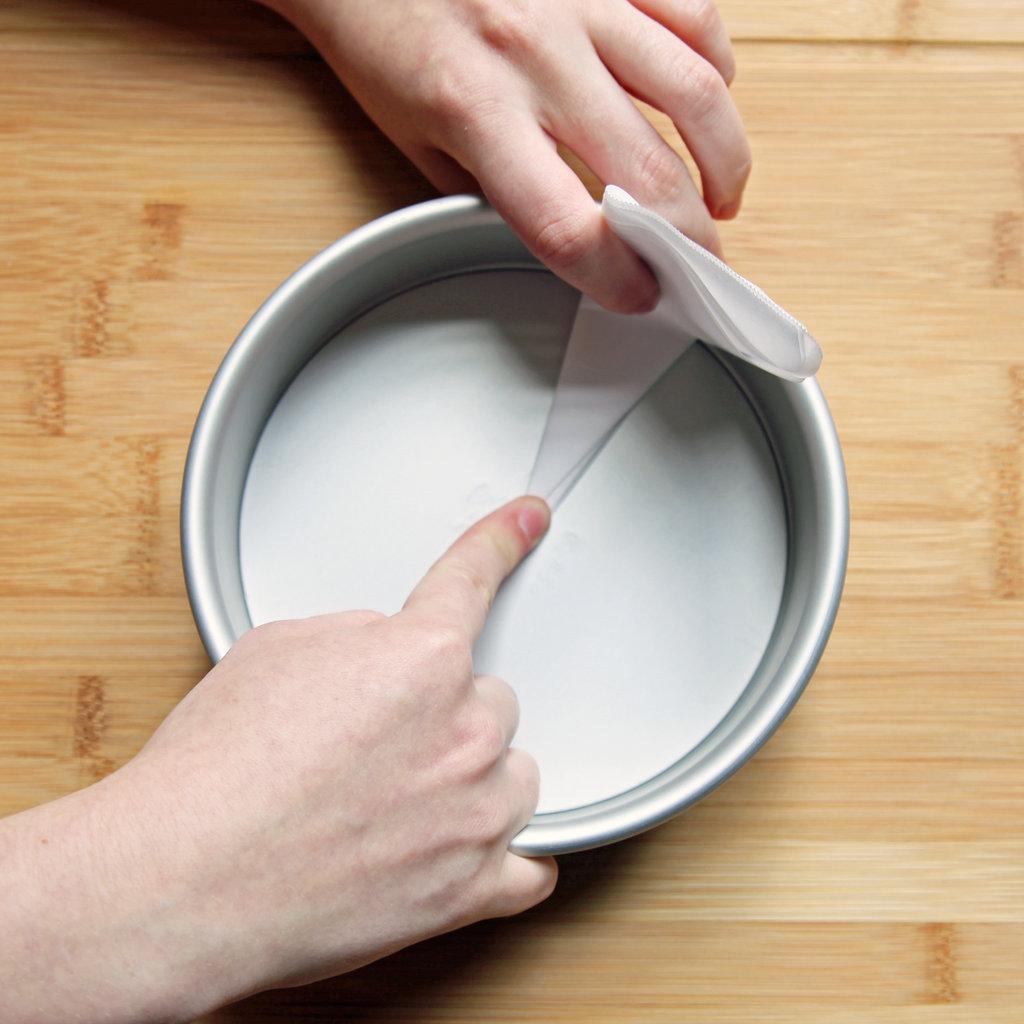 Making a Parchment Circle