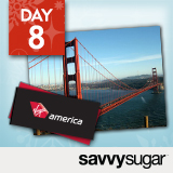 18 Days of Holiday Giveaways, Day 8: SavvySugar — Win Two Airline Tickets!