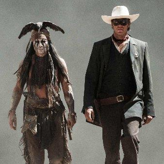 The Lone Ranger Movie Full Trailer
