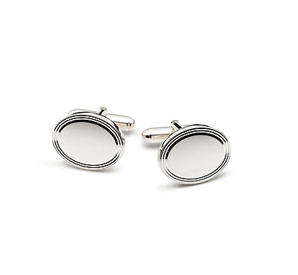 A pair of Tiffany's engine-turned cufflinks ($225) are great for the guy in your life who loves to dress up. They're a keepsake for life — and can be engraved too! — Allie Merriam, editor