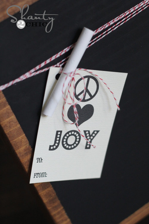 Shanty 2 Chic Gift Tags