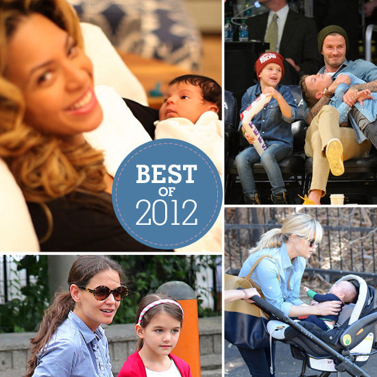 Best of 2012: Our 50 Favorite Celeb Tot Moments of the Year