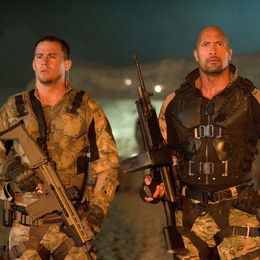 GI Joe 2 Retaliation Trailer 2012