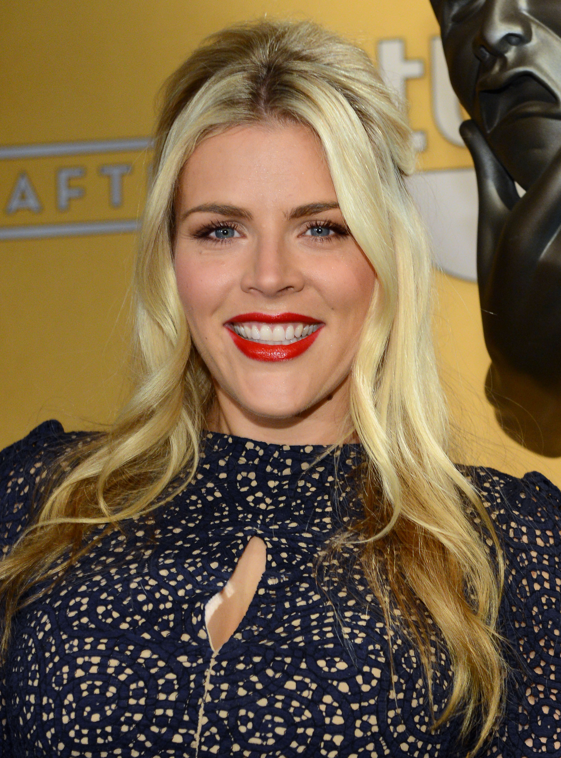 Busy Phillips was out in LA for the SAG Nominations.