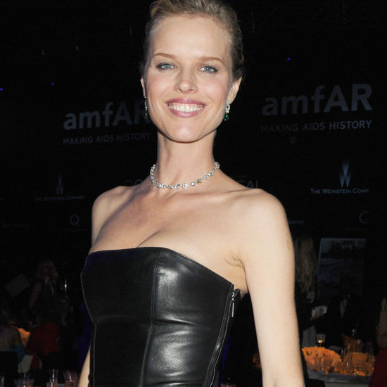 Eva Herzigova Pregnant With Third Child