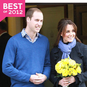 Kate Middleton and Prince William's Best Pictures in 2012