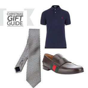 10 Stylish Online Christmas Gift Ideas for Dad: Polo! Zegna!