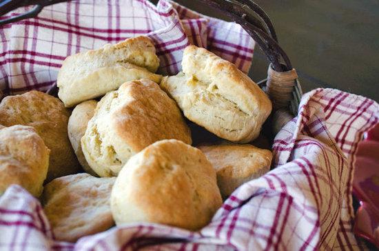 5-Ingredient Biscuits