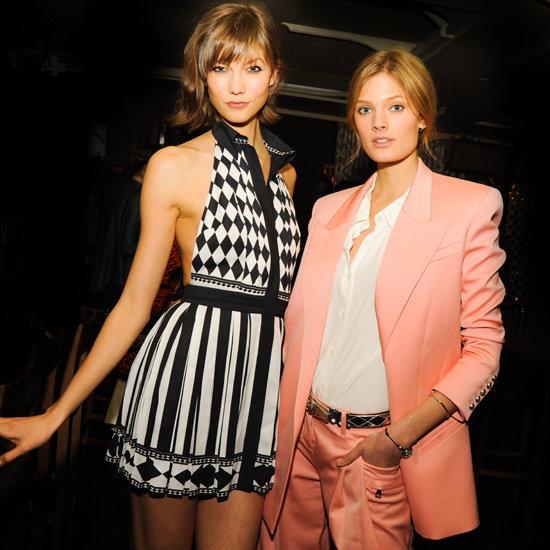 Best-Dressed Celebrities and Models | Dec. 14, 2012