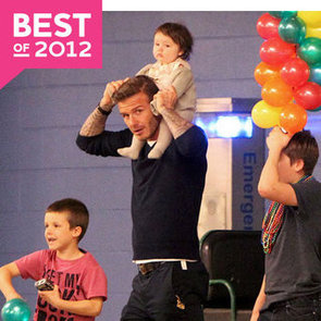 Best Beckham Family Pictures | 2012