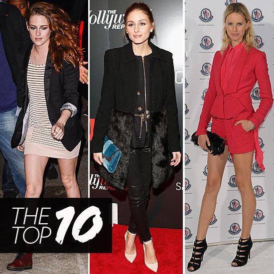Best Celebrity Style   Dec. 14, 2012