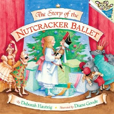 Your kids can learn all about the holiday classic in The Story of the Nutcracker Ballet ($4) by Deborah Hautzig and Diane Goode.
