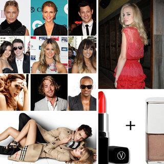 Celebrity Fashion Beauty News: Asian Eyes, Eddie Redmayne