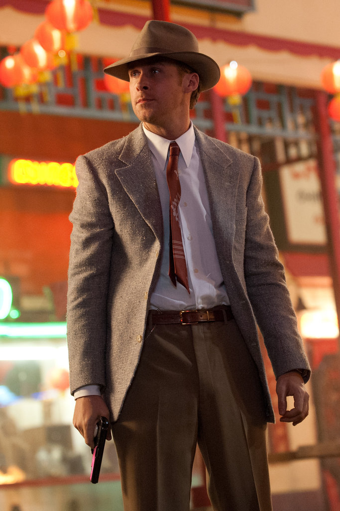 Ryan Gosling in Gangster Squad.