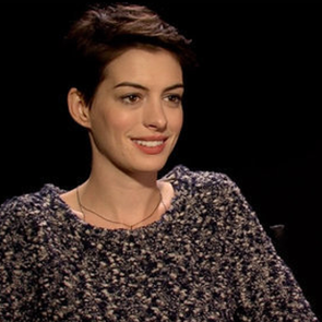 Anne Hathaway Les Miserables Video Interview