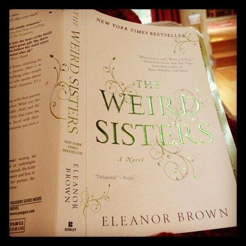 Ptallon got into The Weird Sisters.