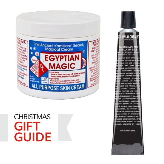 2012 Christmas Gift Guides: The Eco Beauty