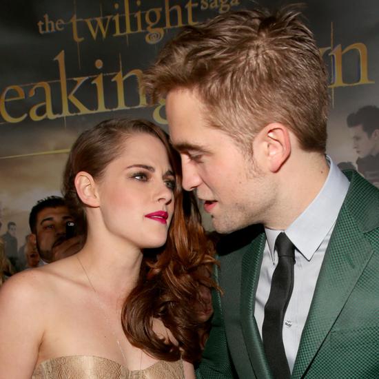 Kristen Stewart and Robert Pattinson's 2012 Year in Review