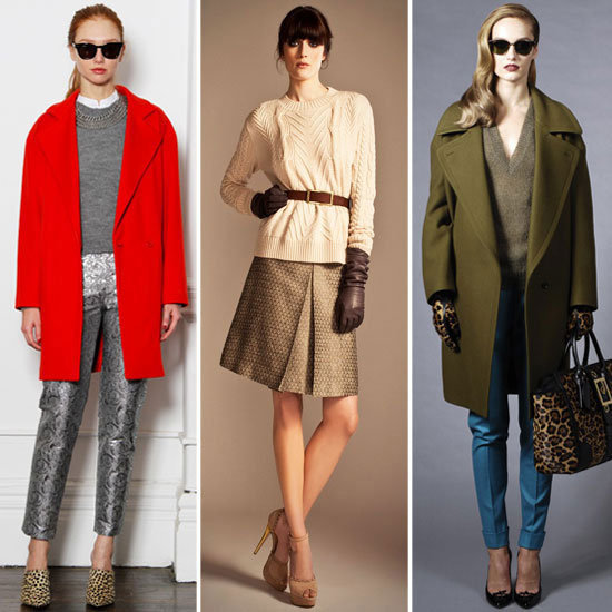The Pre-Fall 2013 Lineup Update: Gucci, Proenza Schouler, and More