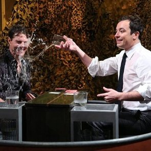 Tom Cruise and Jimmy Fallon Water War Video