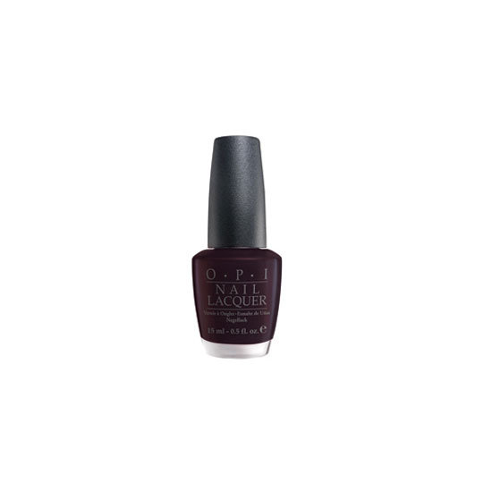 OPI Nail Lacquer in Lincoln Park After Dark, $19.95