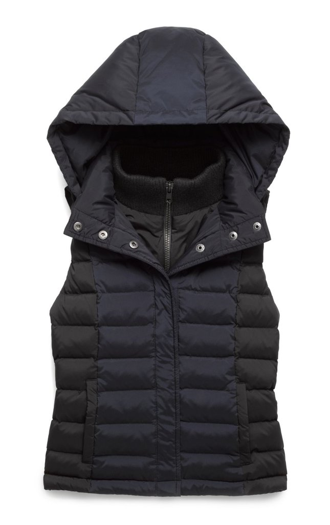 A T-Down by Theory Vest