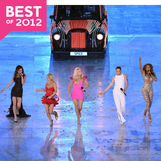 Sugar Editors' Favourite Stars and Moments of 2012