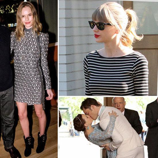 Celebrity Style Recap | Dec. 22, 2012
