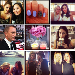 Editors' Instagram Photos 2012: Fashion, Beauty, Celebrities