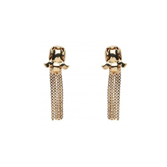 Earrings, $89.95, Mimco