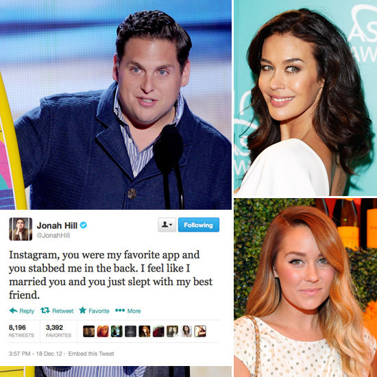 Tweets of the Week: Jonah Hill, Megan Gale, Lauren Conrad & more!