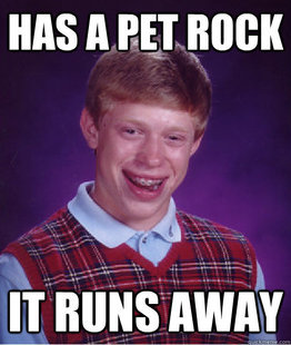 March: Bad Luck Brian