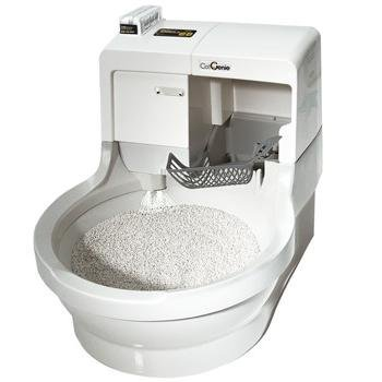 CatGenie Self-Washing Self-Flushing Cat Box