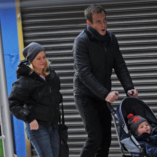 Will Arnett and Amy Poehler Reunite For Christmas