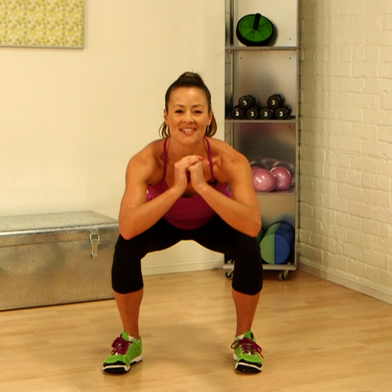 Get Fit For 2013 and Take Our One-Minute Challenge: Squats
