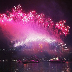 Happy New Year 2013 From PopSugar Australia