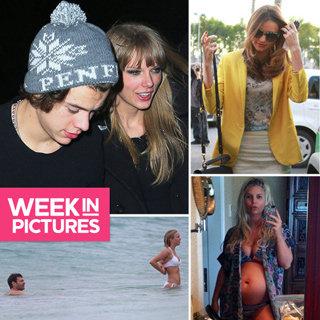 Pictures: Harry Styles, Sexy Bikinis, Miranda Kerr, Flynn